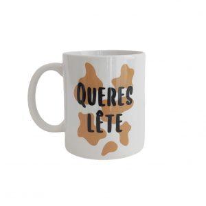 Caneca Leite e café